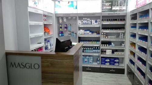 MASGLO Puntos de venta Medellín y Bello Unique Concept