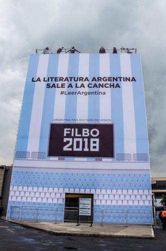 argentina feria del libro 2018 bogota unique concept 1