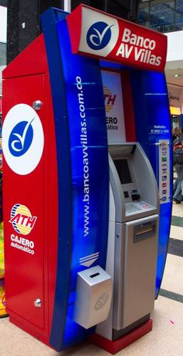 AV Villas cajeros automáticos 2005
