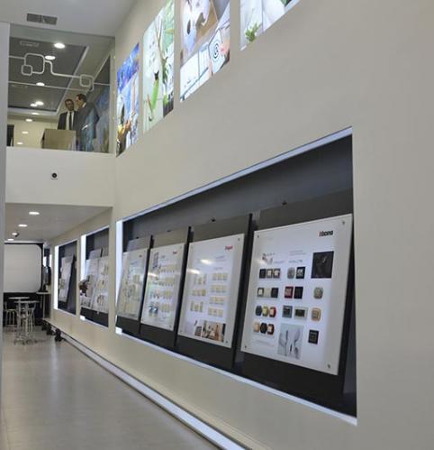 legrand showroom INNOVAL 2012